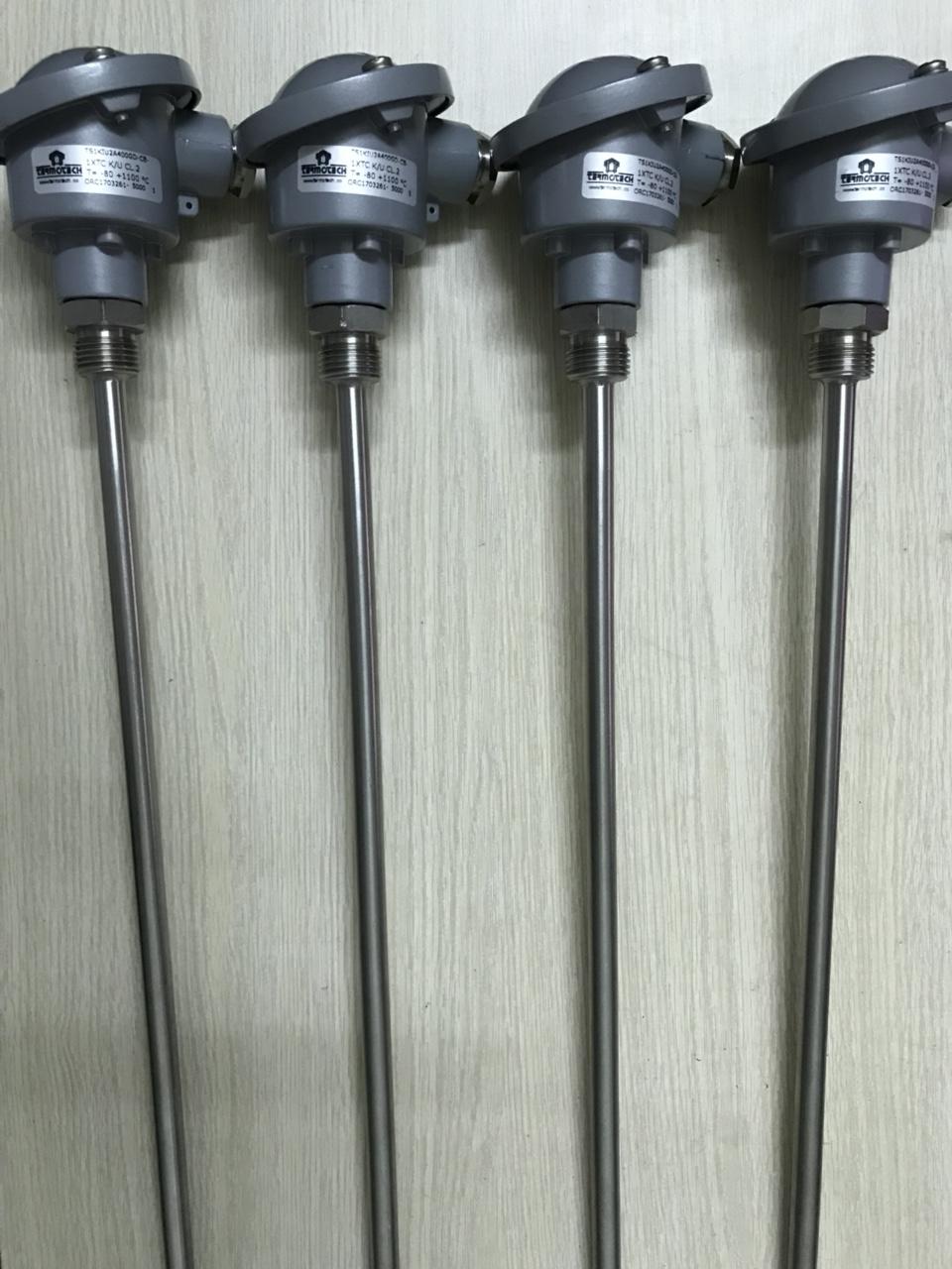 Chuyển đổi tín hiệu nhiệt độ PT100 ra 4-20mA