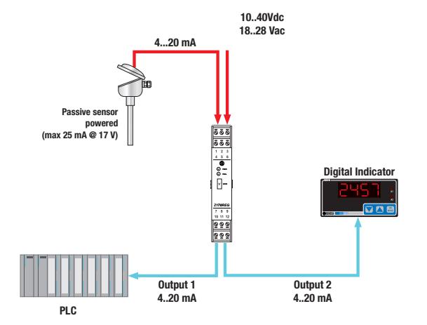 Cách ly chống nhiễu tín hiệu 4-20mA