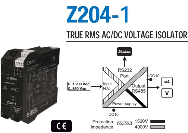 Chuyển đổi tín hiệu điện áp ra 4-20mA