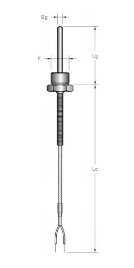 Cảm biến đo nhiệt độ công nghiệp
