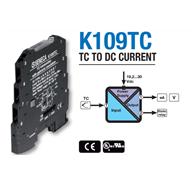 Bộ chuyển đổi tín hiệu can nhiệt K, S sang 4-20mA