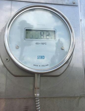 Đồng hồ đo nhiệt độ điện tử