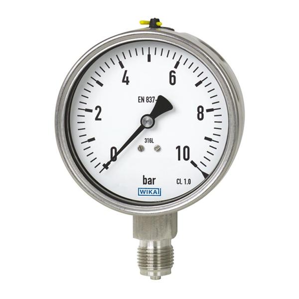 Đồng hồ đo áp suất nước Wika