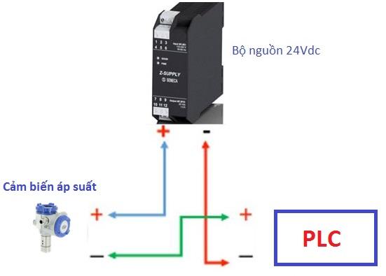 Cách đấu dây tín hiệu 4-20mA