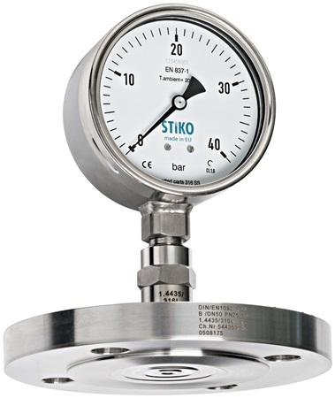 Các loại đồng hồ đo áp suất