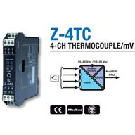 Bộ chuyển đổi tín hiệu thermocouple sang Modbus