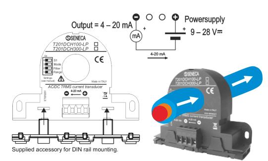 Cách dùng CT dòng T201DCH300-LP
