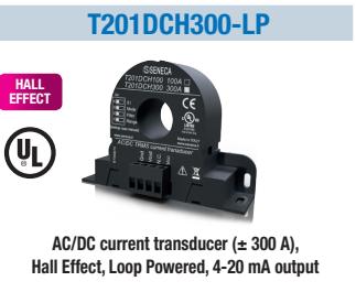 CT dòng 4-20mA T201DCH300-LP