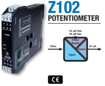Bộ chuyển đổi tín hiệu biến trở sang 0-10v