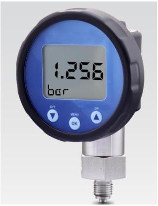 Đồng hồ áp suất thấp điện tử