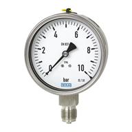 Đồng hồ áp suất nước wika