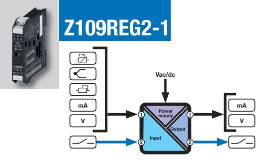 Bộ chuyển đổi tín hiệu đa năng Z109REG2-1