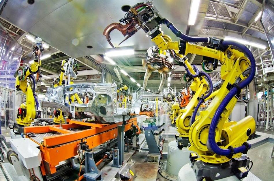 Ứng dụng PLC trong sản xuất công nghiệp