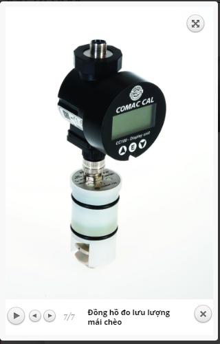 Đồng hồ đo lưu lượng là gì?