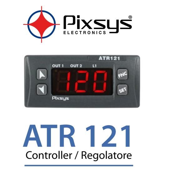 Đồng hồ hiển thj nhiệt độ ATR121-B
